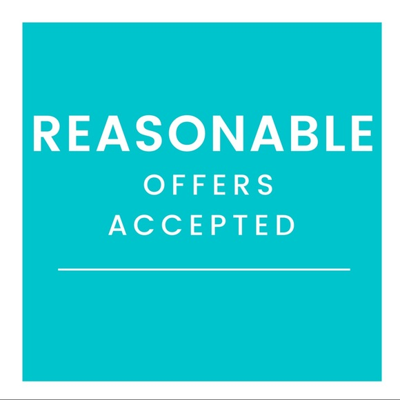 Other - REASONABLE Offers Only Please